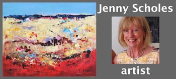 Jenny Scholes - Melbourne-based Contemporary Australian Landscape Artist